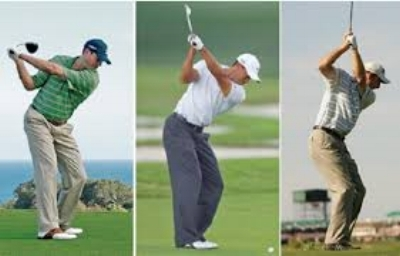 All These Players Are Quite Successful.....All With Very Different Swings -