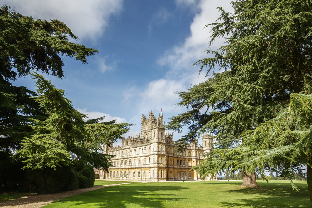 Highclere Castle | Newbury, Berkshire
