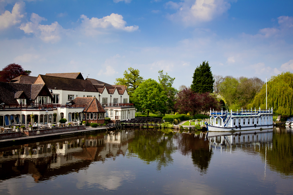 The Swan at Streatley | Streatley-on-Thames, Berkshire