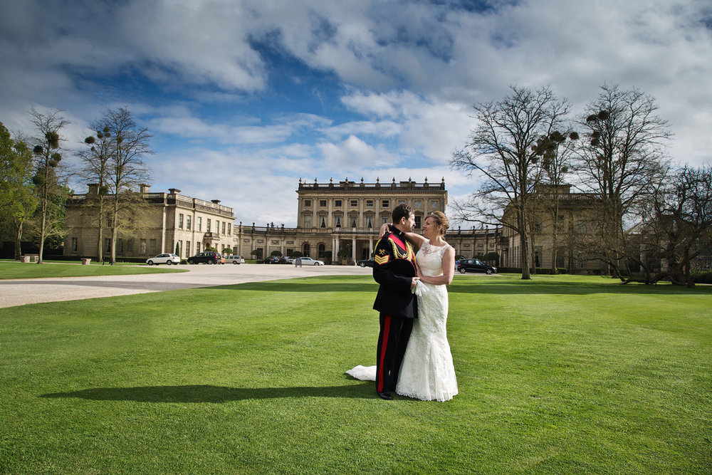 Cliveden House Wedding Venue