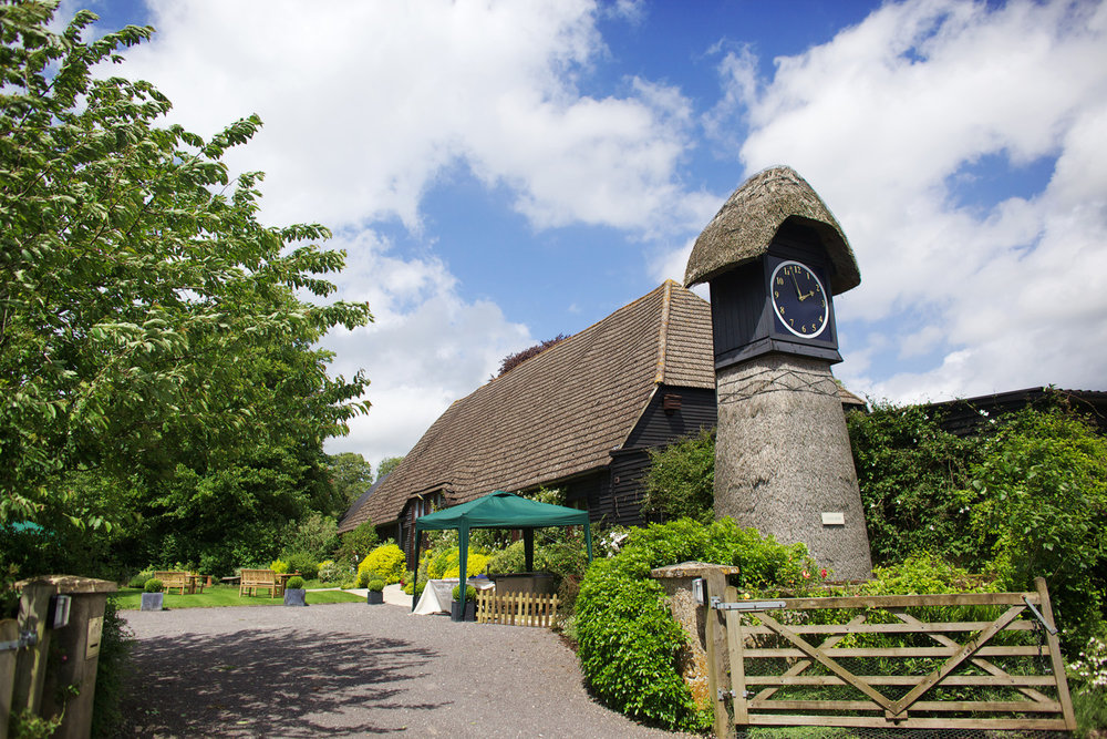 Clock Barn Wedding Venue, Whitchurch Hampshire