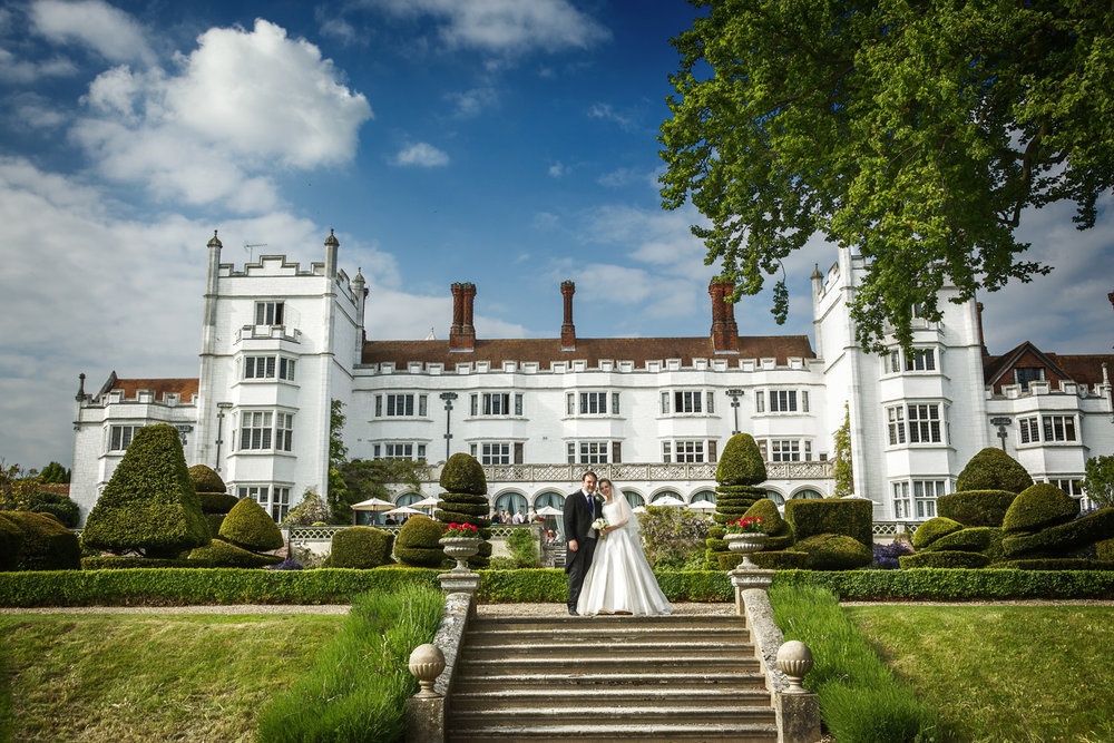 Danesfield House Hotel Wedding Venue