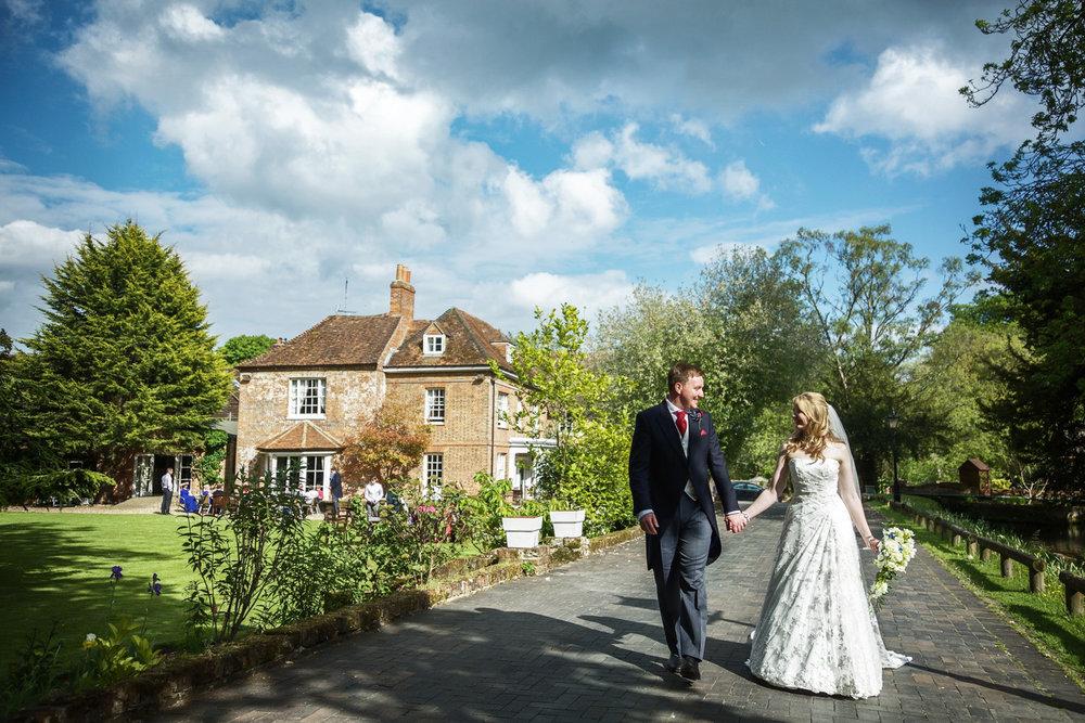 Newbury Manor Hotel, Berkshire wedding Photographer