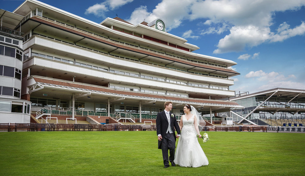 Newbury Racecourse Wedding Photographer Berkshire
