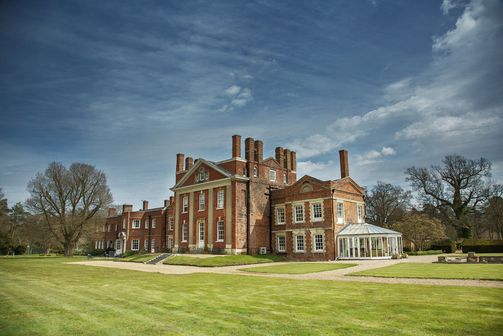 Warbrook House Hampshire Wedding Venue Photographer