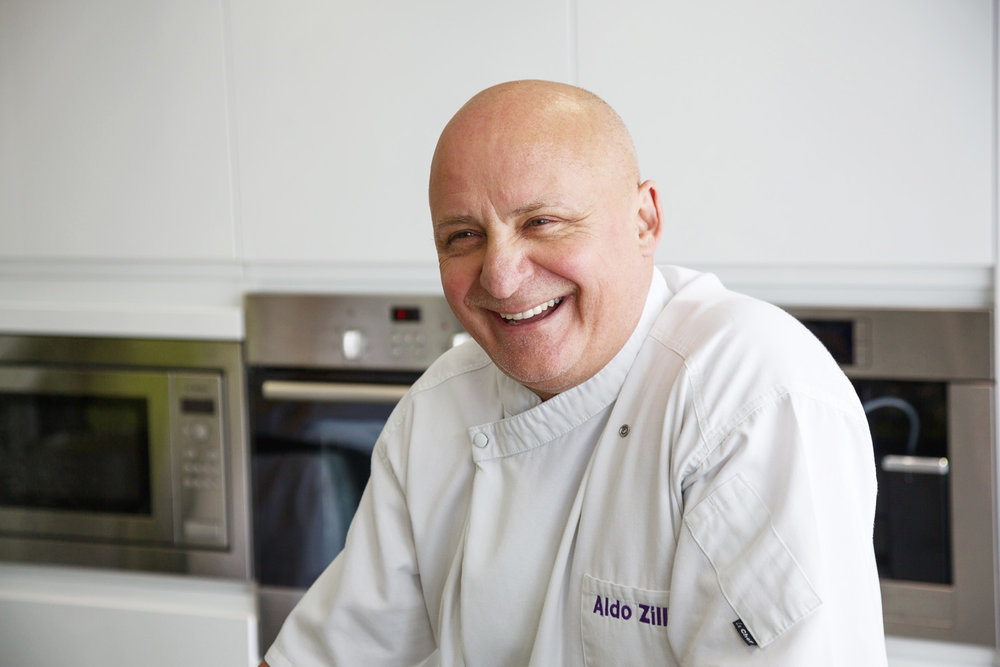 Aldo Zilli - photography by Adam Hillier