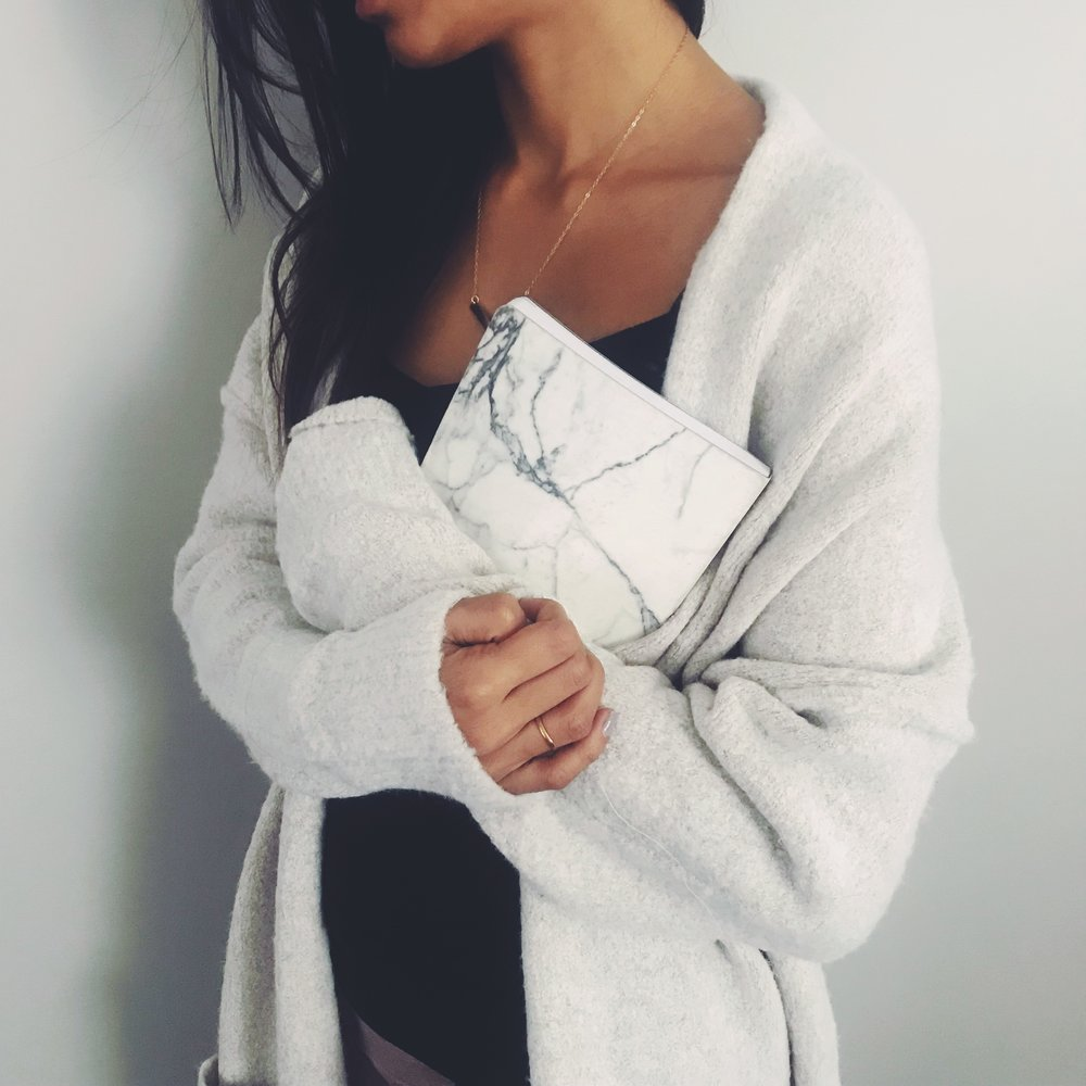 cozy sweater and marble notebook.JPG