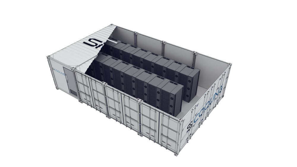 INNOVATING THE MODULAR CONTAINERISED DATA CENTRE -