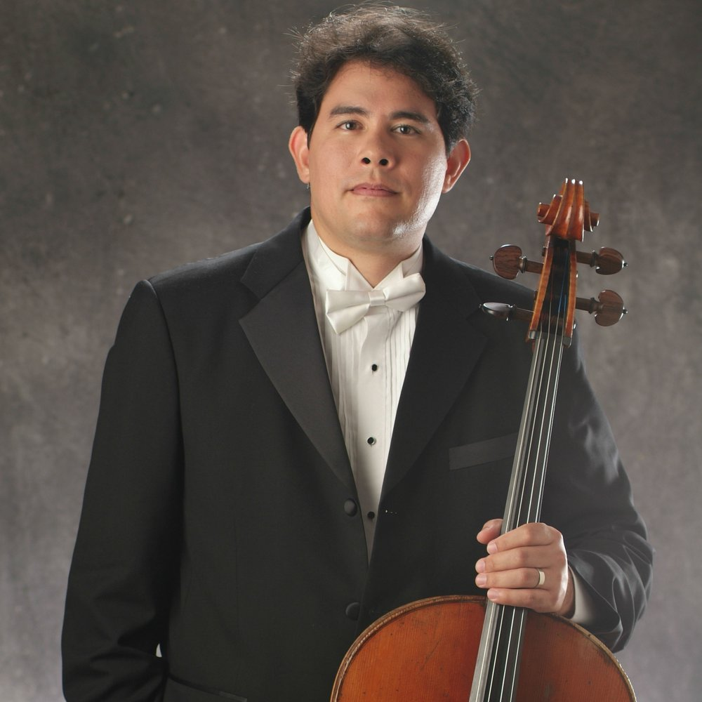Stephen Framil, Music Director & Cellist