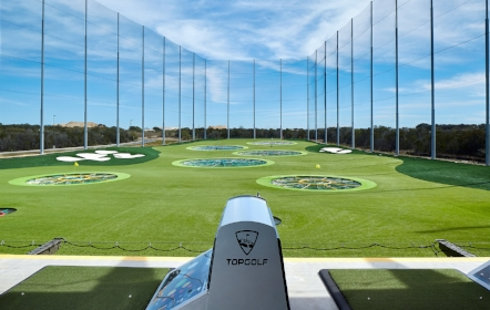 Nashville Bachelorette Party TopGolf