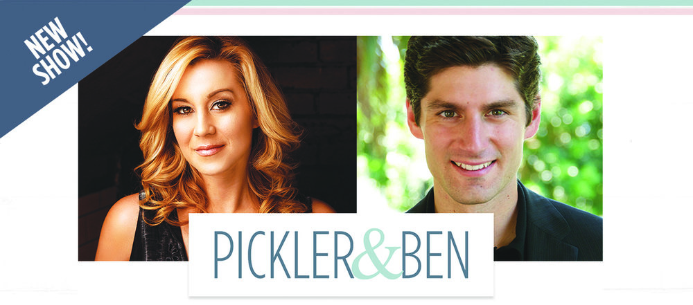 Pickler and Ben - Nashville, TN - Talk Show Taping