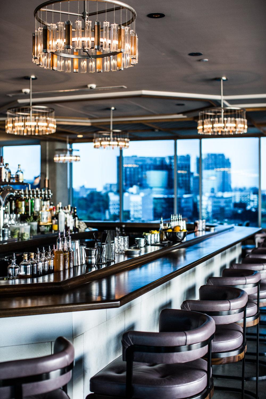 Nashville Rooftop - LA Jackson Thompson Hotel