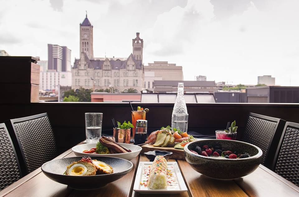 Nashville Rooftop - Virago