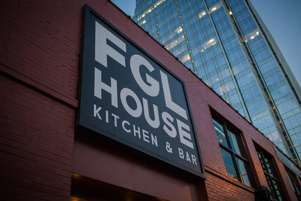 Nashville Rooftop - FGL House Cruise Rooftop