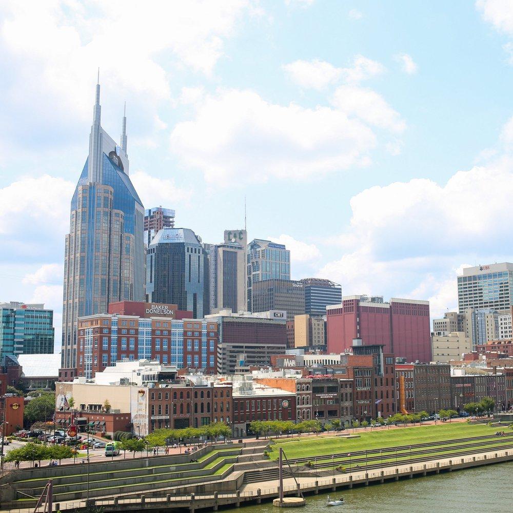 Pedestrian Bridge Nashville