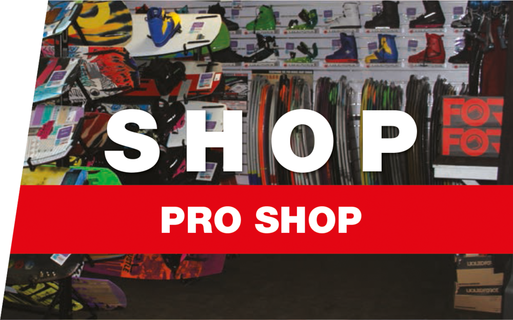 With the latest brands & equipment for wakeboarding, kneeboarding and skiing plus a range of clothing and accessories.