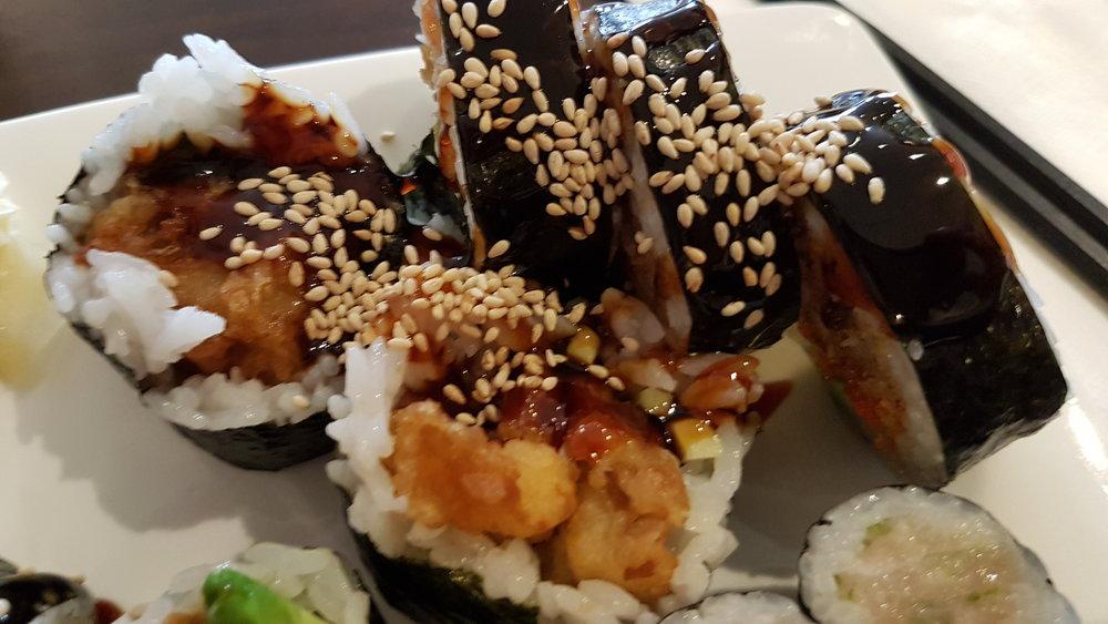 Sushi Zen Spider Roll