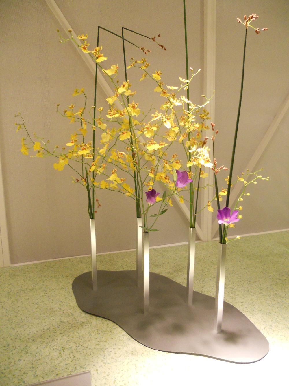 japanese floral design ikebana