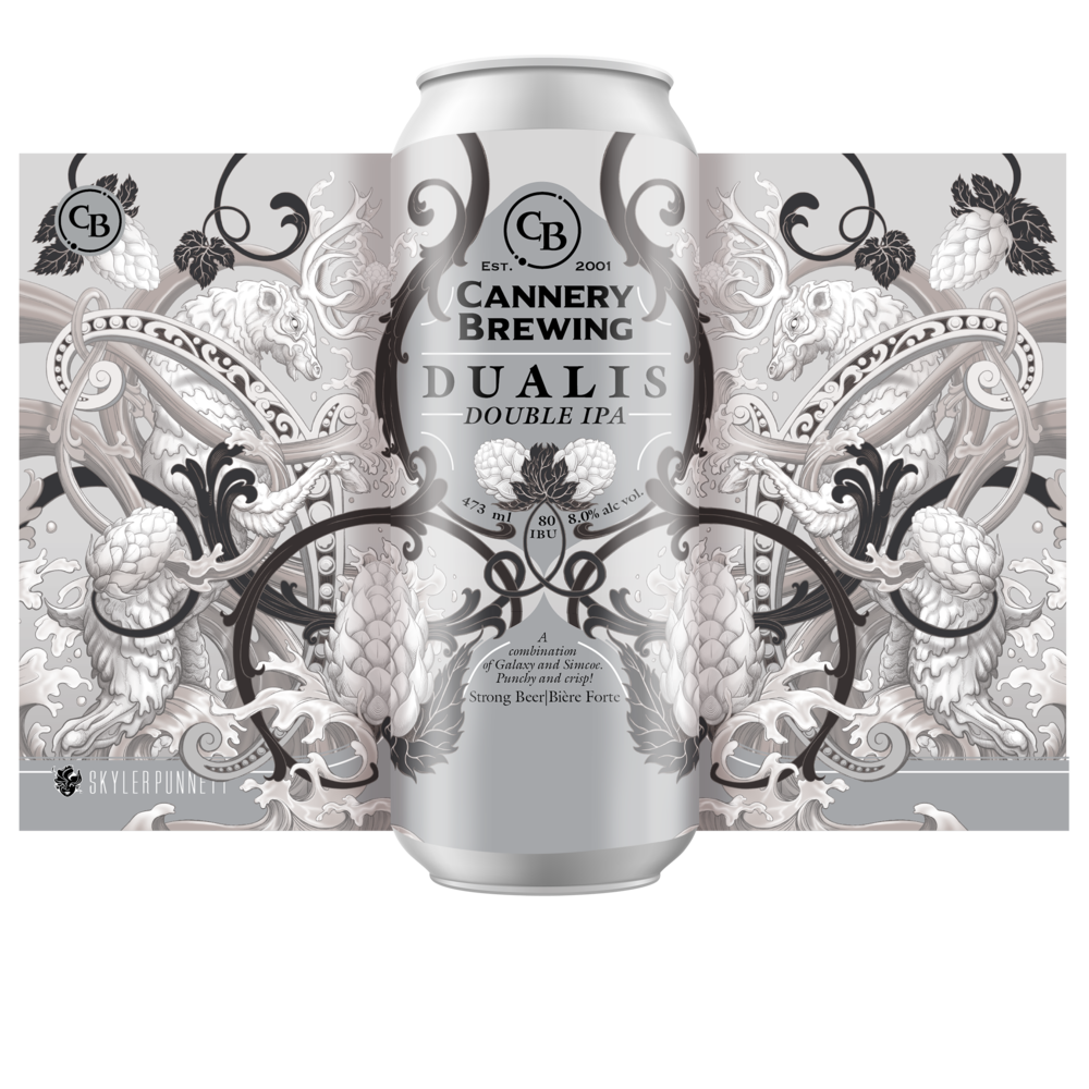 Dualis Double IPA -