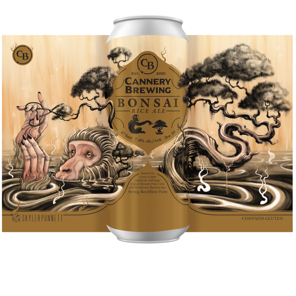 Bonsai Rice Ale -