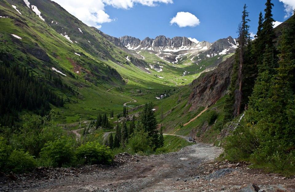 Alpine Loop, Colorado via BML on  Flickr
