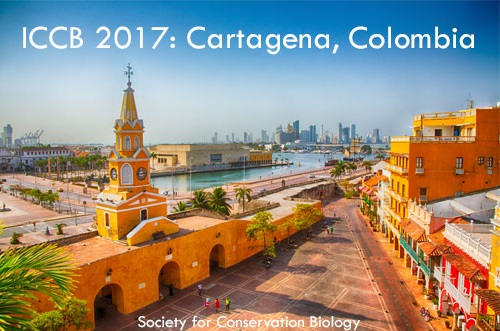 ICCB 2017 QuestaGame Challenge - 23 July - 1 August, 2017Attending the International Congress of Conservation Biology 2017? Can you triumph in a competition to find or identify the life around Cartagena?The ICCB QuestaGame Challenge is FREE for all ICCB delegates.