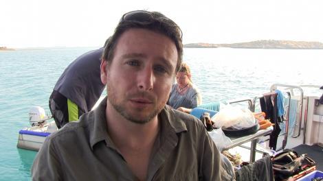 Dr. Andrew Hosie, West Australian Museum