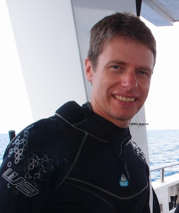 Dr. Glenn Moore, West Australian Museum