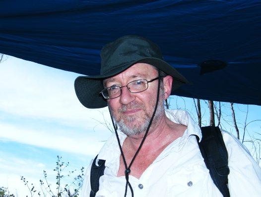Dr. Michael Shea, Australian Museum