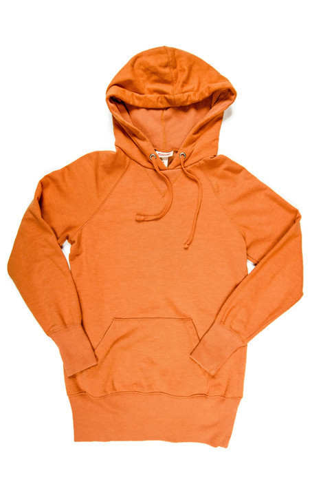 Mossimo Hoodie in Burnt Orange from Target