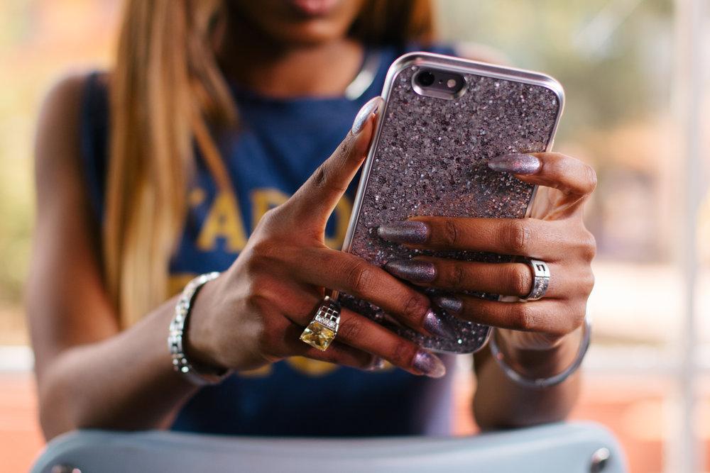 iPhone Case:  Kate Spade