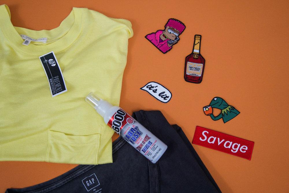 ac4fd006930 Easy DIYs  Killa Bart and Kermit the Frog  Tea  Shirts — Benita The ...