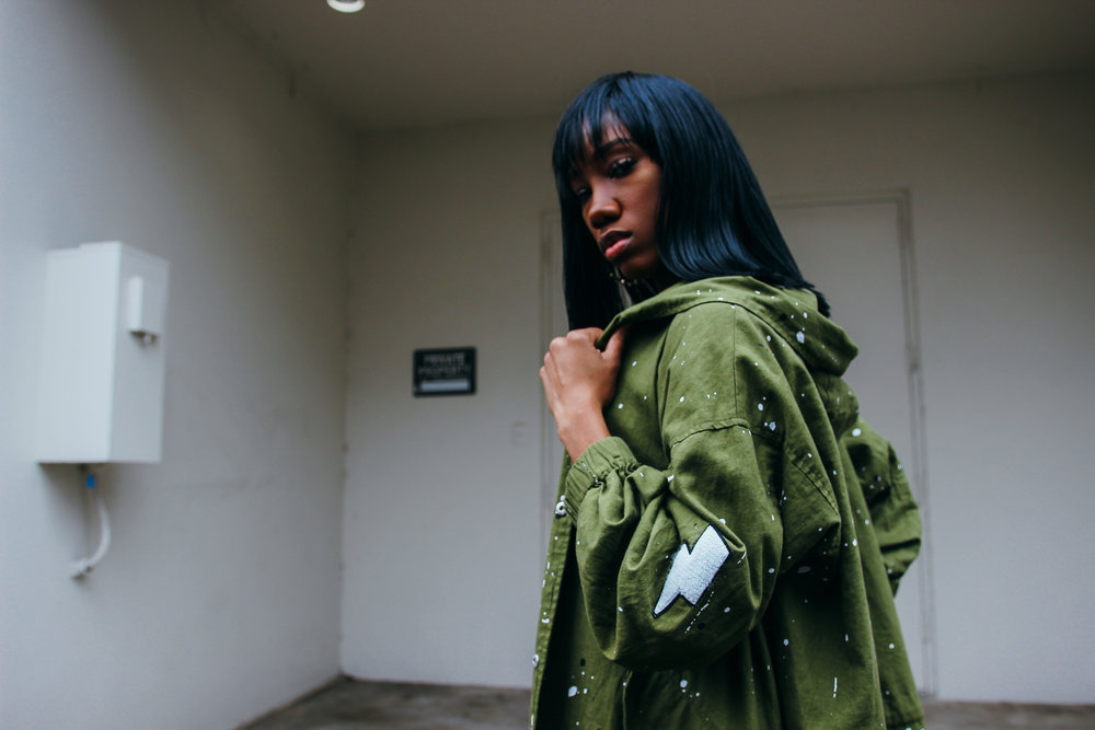 Forever 21 - Olive - Jacket - Instagram Baddie Look