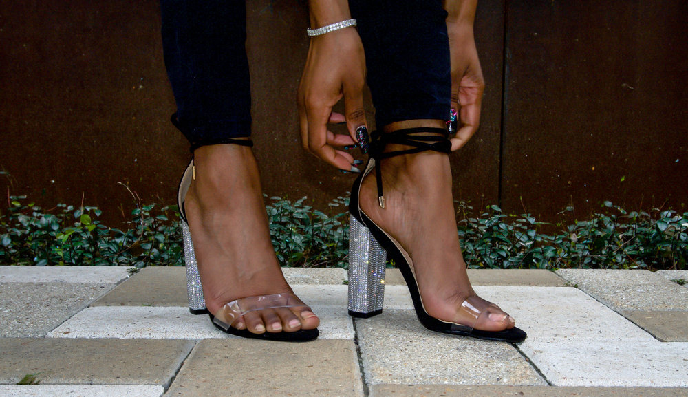 Shoes:   Public Desire