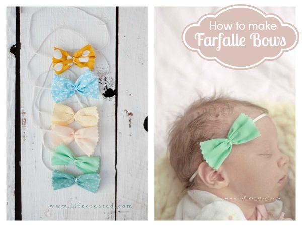 farfalle bows