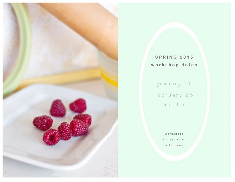 spring workshops