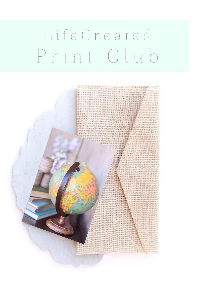 lifecreated print club
