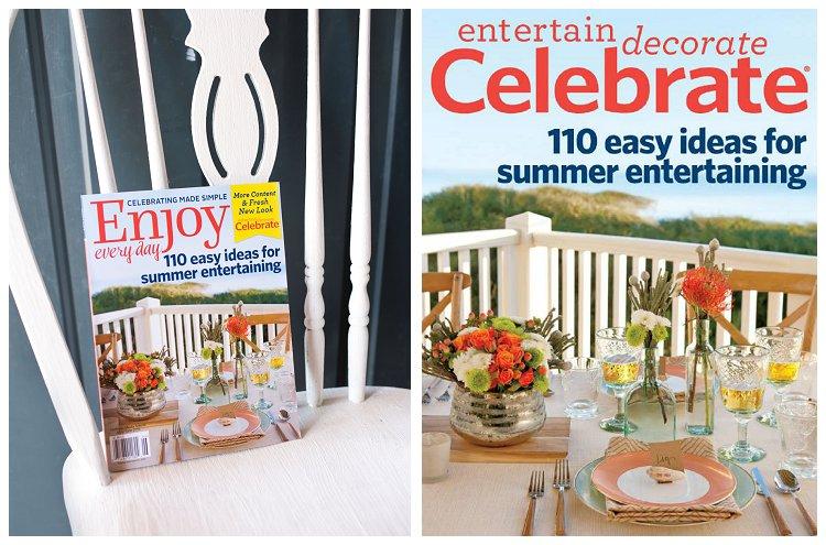Published in Celebrate Magazine