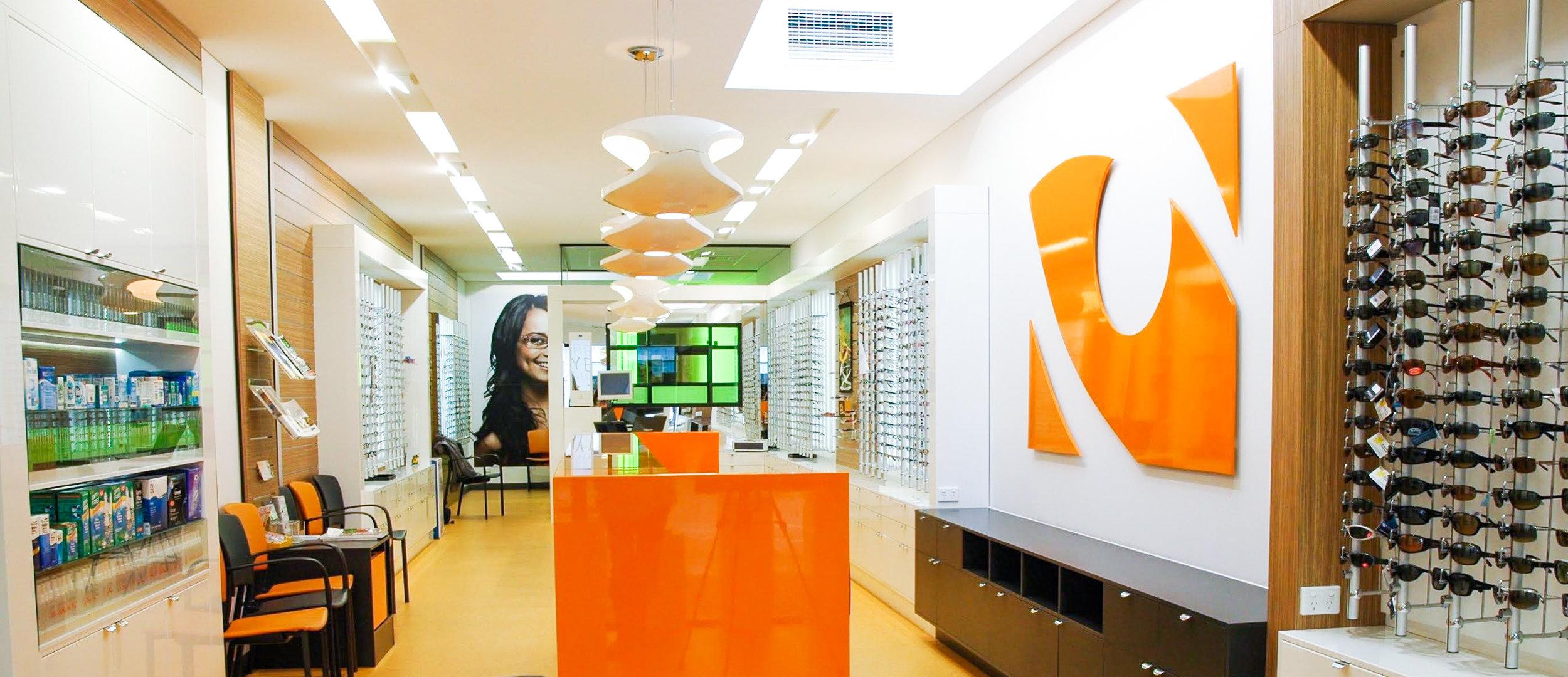 20e3b74383 Eyre Eye Centre  Eyecare