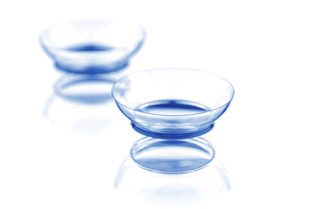 Contact lenses at Eyre Eye Centre