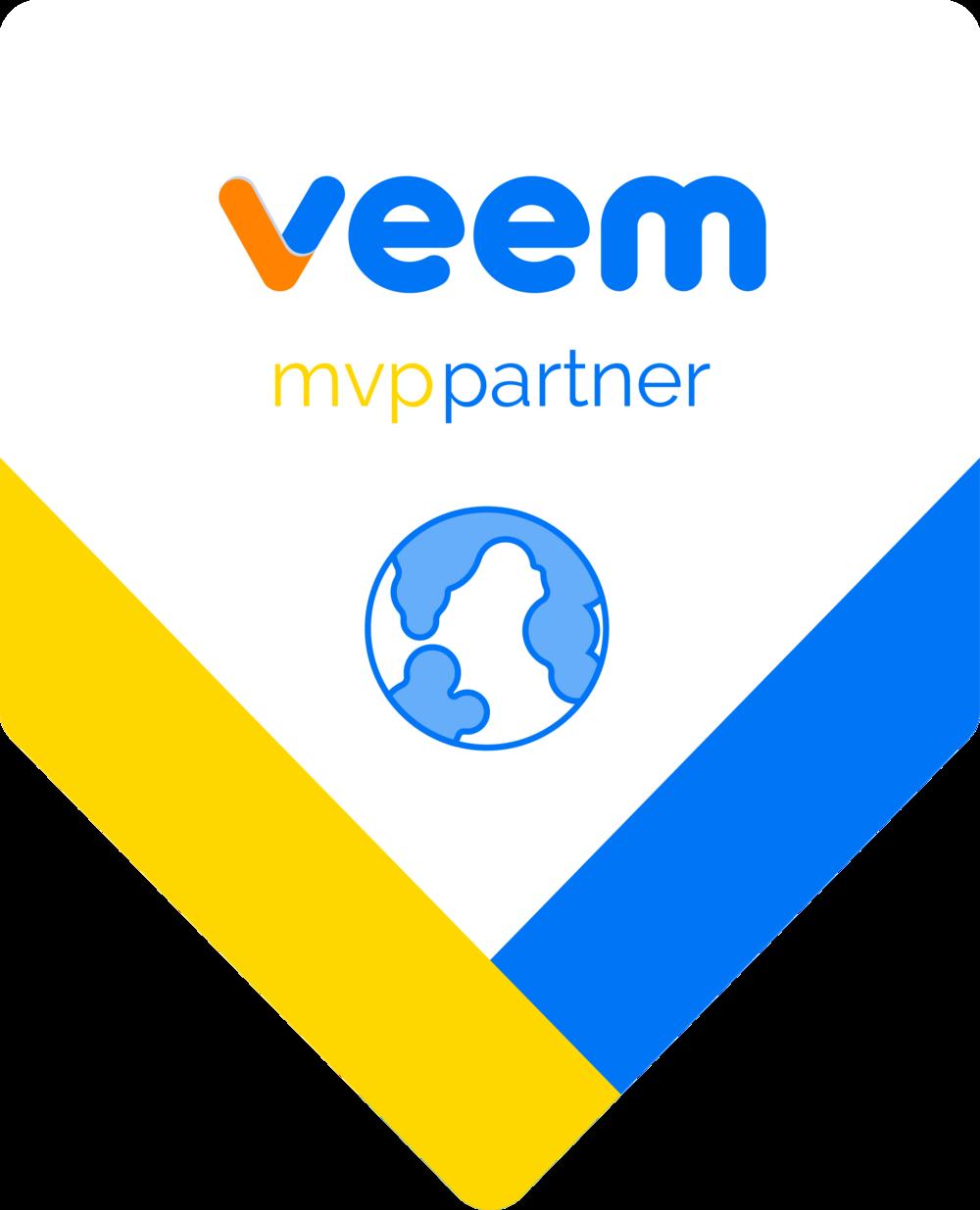 Veem MVP Badge.png