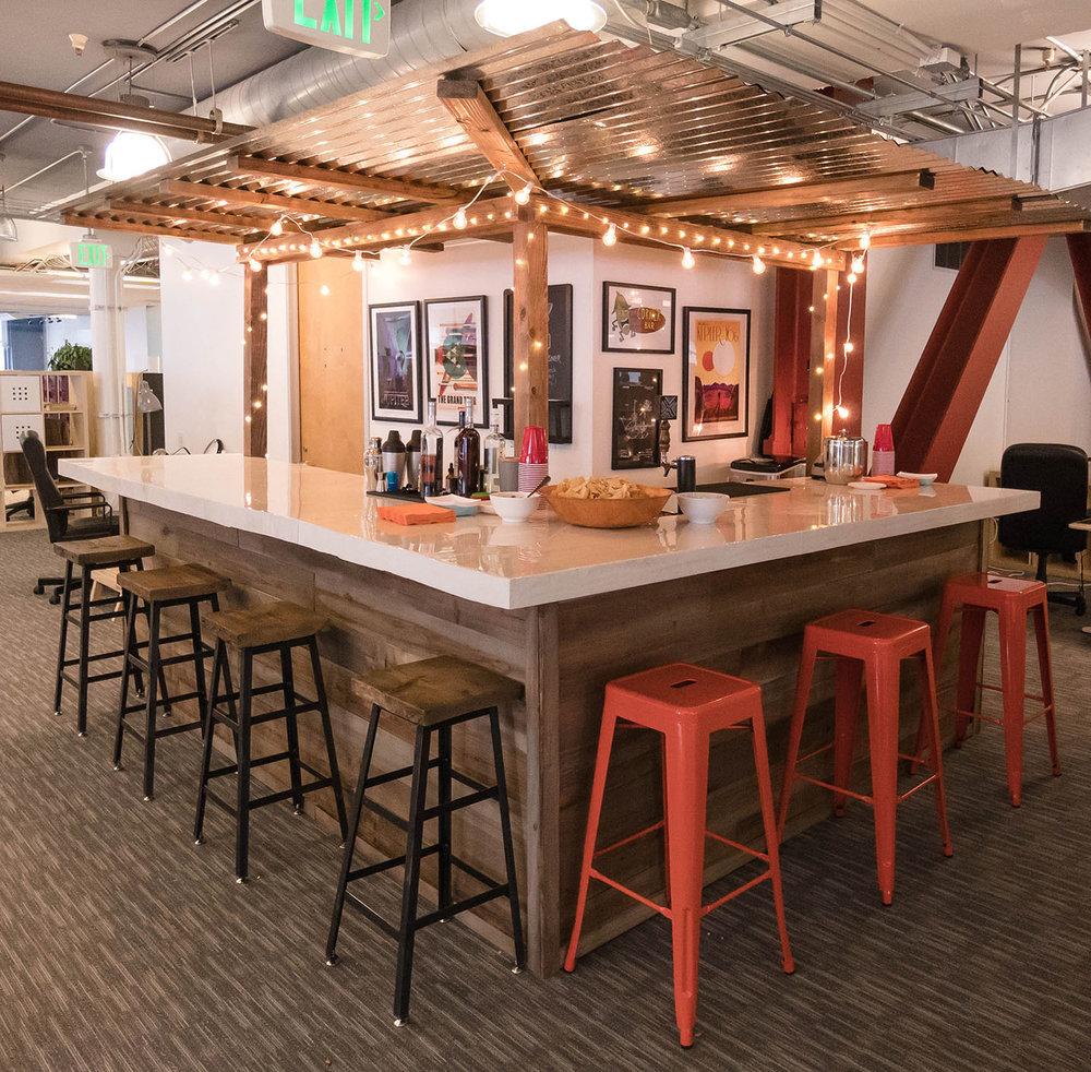 PullString Bar - bar designed by : Neth Nom
