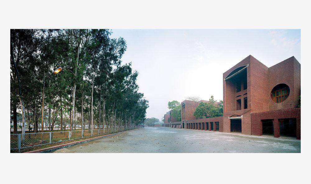 Louis Kahn Dhaka