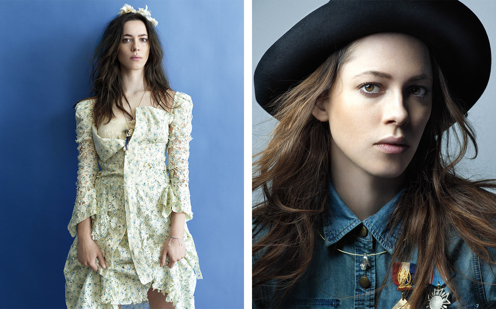 T Magazine REBECCA HALL   FASHION EDITOR Tiina Laakkonen HAIR Didier Malige