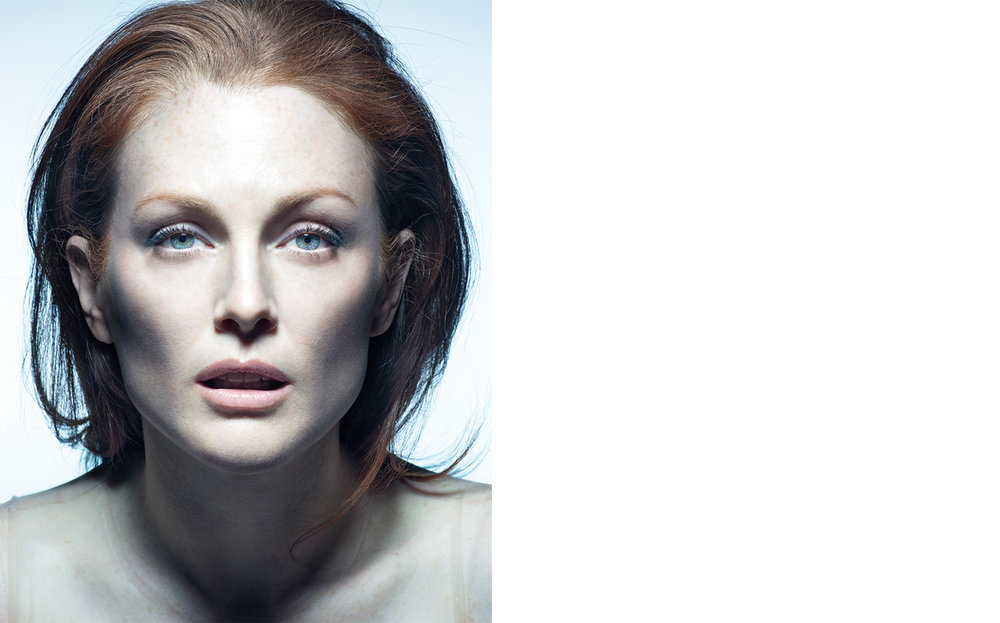 T Magazine JULIANNE MOORE   FASHION EDITOR Tiina Laakkonen MAKE UP Makky