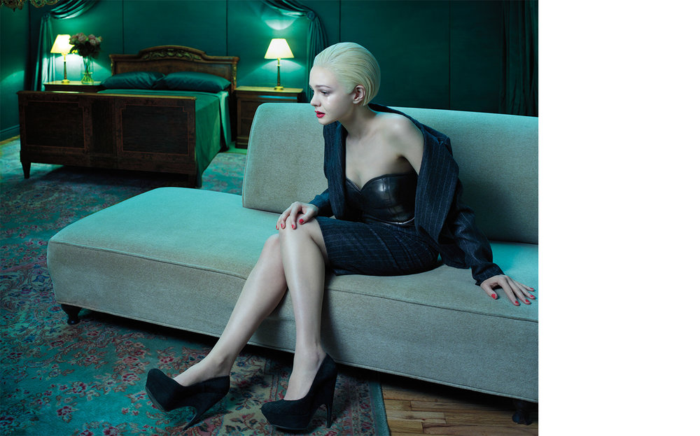 T Magazine CAREY MULLIGAN   CREATIVE DIRECTOR David Sebbah FASHION EDITOR Tiina Laakkonen