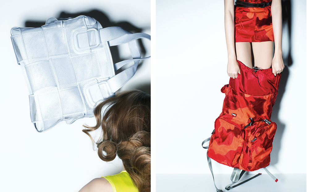 Vogue UNPUBLISHED   DESIGN DIRECTOR Charles Churchward FASHION EDITOR Elissa Santisi