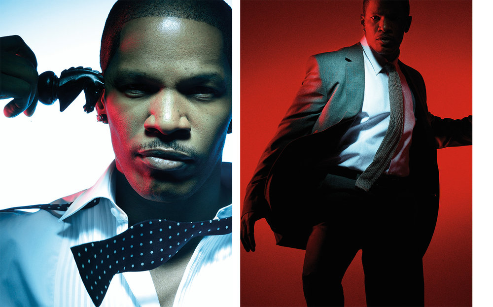 T Magazine JAMIE FOXX   ART DIRECTOR David Sebbah FASHION EDITOR Tiina Laakkonen