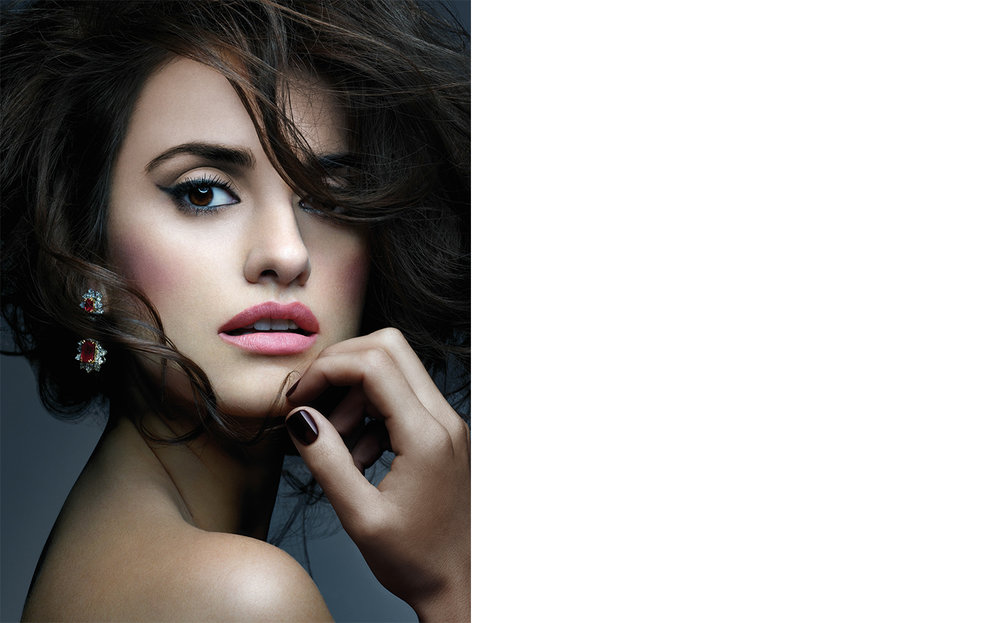T Magazine PENELOPE CRUZ   ART DIRECTOR David Sebbah FASHION EDITOR Tiina Laakkonen