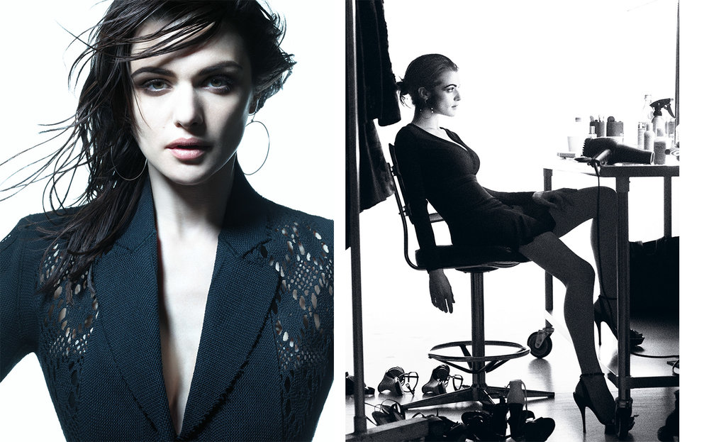 T Magazine RACHEL WEISZ   ART DIRECTOR David Sebbah FASHION EDITOR Tiina Laakkonen